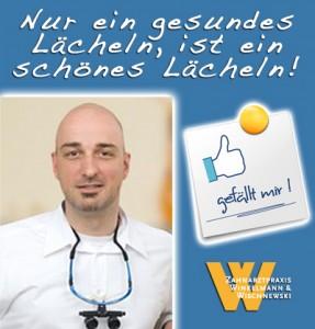 Interview mit Zahnarzt Dr. med. dent. Utz Winkelmann (M.Sc.)